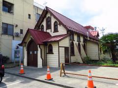 福島聖ステパノ教会