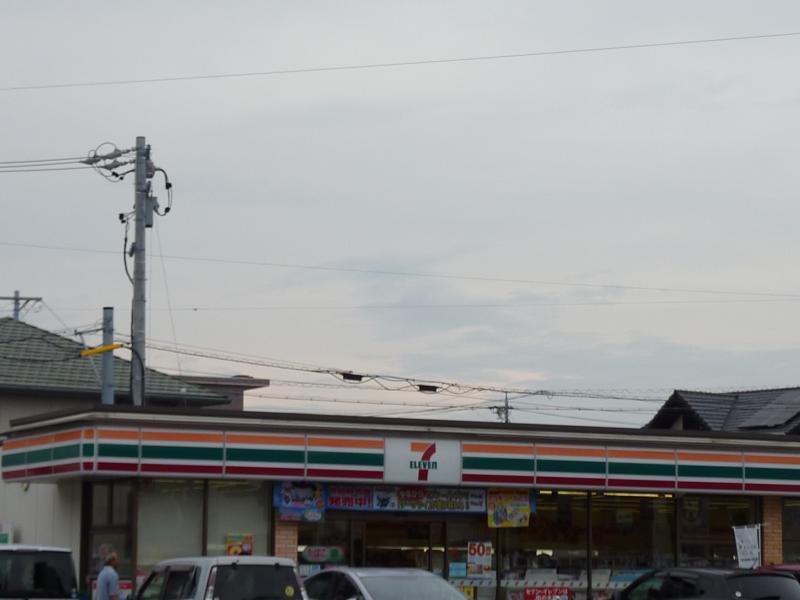 セブンイレブン 浜松早出町店_看板
