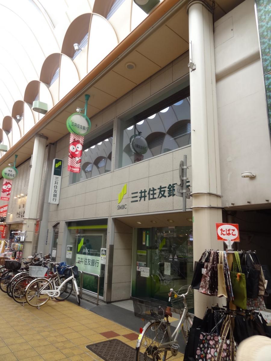 三井住友銀行千林支店_施設外観