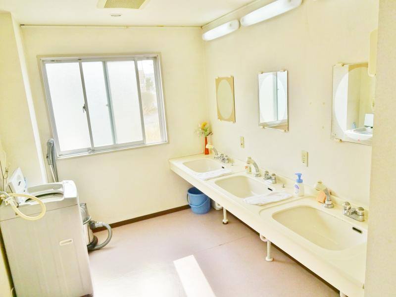 洗面洗濯室