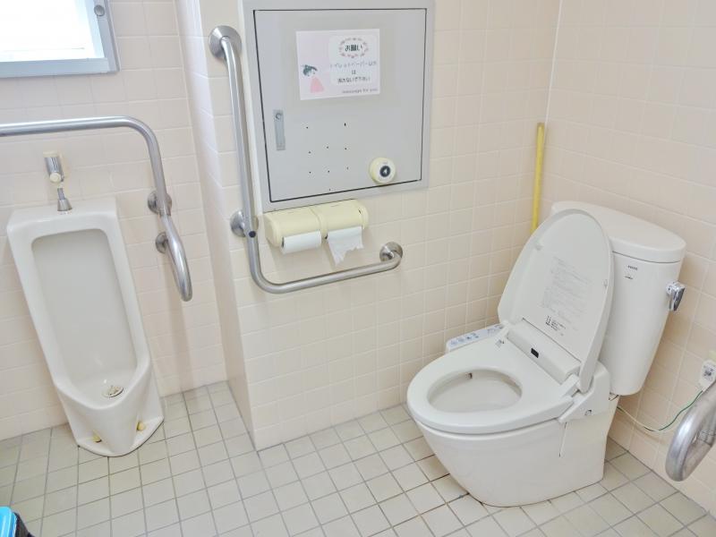 介護付有料老人ホーム 小花 トイレ