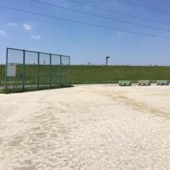 西区洗堰緑地野球場