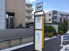 「新道口」バス停留所
