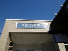 ひばりケ丘駅