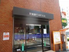 京葉銀行本町支店