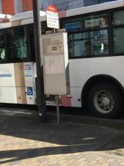 「千代一丁目(旧千代文化スポーツセンター)」バス停留所