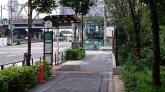 「高浜橋」バス停留所