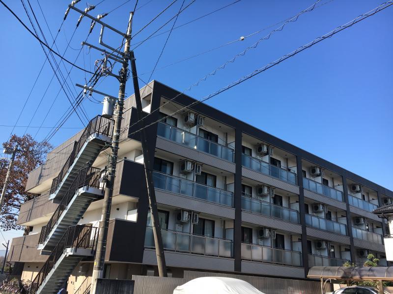 東京都福生市 紀水苑 外観