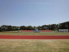 栗原市築館総合運動公園陸上競技場