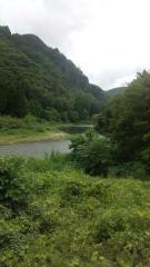 立久恵峡県立自然公園