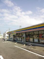 ミニストップ本田店