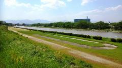 海蔵川緑地
