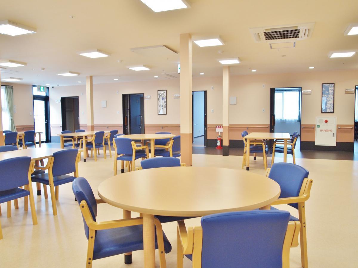 共用スペース兼食堂