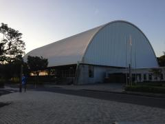 高岡公園体育館
