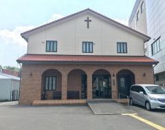 日本キリスト教団 宮崎教会
