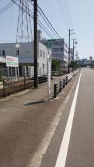 「大高洲町」バス停留所