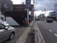 「曙町」バス停留所