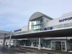 札幌飛行場(丘珠空港)