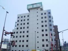 ホテルサン・ロイヤル宇都宮