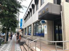 十八銀行道の尾支店_施設外観