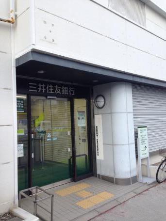 三井住友銀行桜井出張所_施設外観