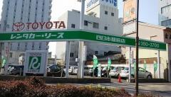 トヨタレンタリース三重四日市駅前店