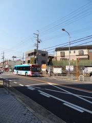 「田宮」バス停留所