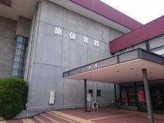 仙台市泉総合運動場体育館
