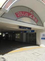 阪急池田ブランマルシェ