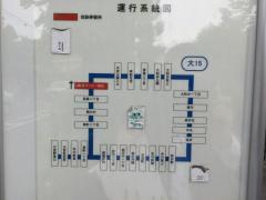 「大宮サッカー場前」バス停留所