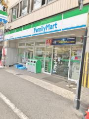 ファミリーマート といち東川崎町店_施設外観