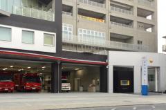 東京消防庁金町消防署