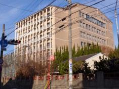 名古屋市立大学滝子(山の畑)キャンパス