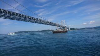 鳴門海峡(大鳴門橋架橋記念館)