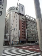 東横イン鶯谷駅前