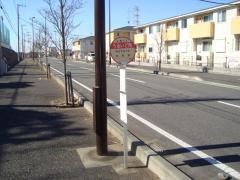 「うるいど南」バス停留所