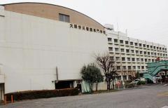 大阪労災看護専門学校_施設外観