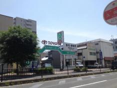 トヨタレンタリース名古屋豊田日之出店