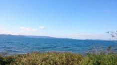 舟津浜湖水浴場