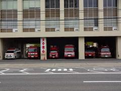 津市中消防署