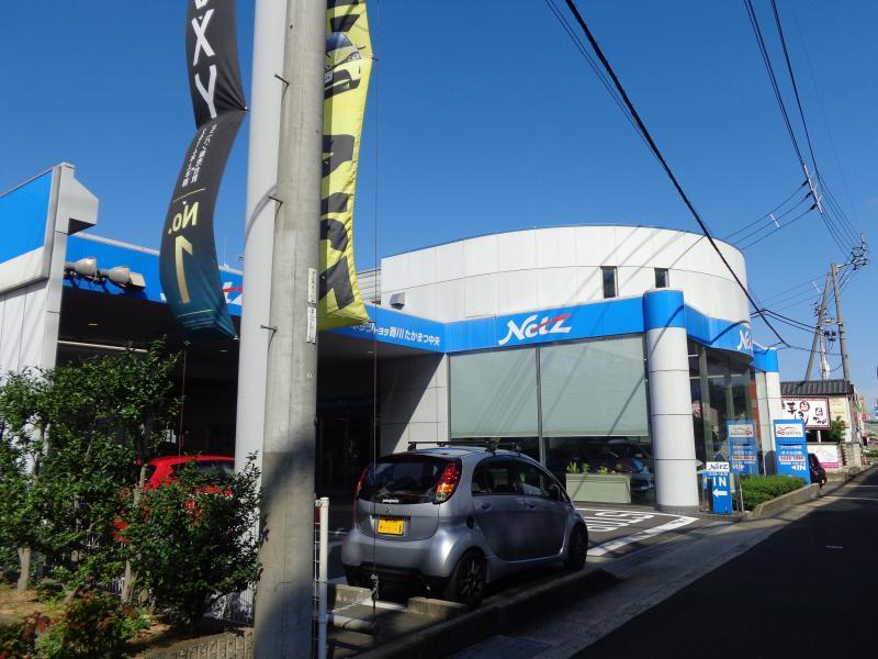 ネッツトヨタ香川たかまつ中央店_施設外観