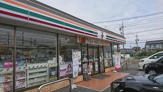 セブンイレブン 半田宮本町店_施設外観