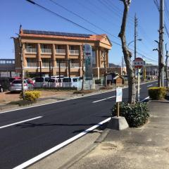 「西菅生」バス停留所