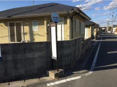 「田中野田」バス停留所