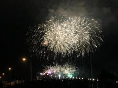 盛岡花火の祭典