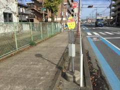 「宮崎2丁目」バス停留所