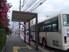 「千代五丁目」バス停留所