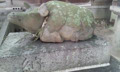 春日神社(上牧)