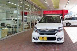 Honda Cars大阪堺北店_施設外観