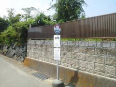 「酒井原」バス停留所
